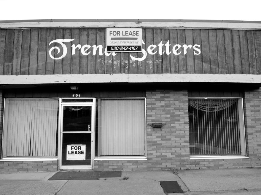 Trend Setters (I), Yreka, California