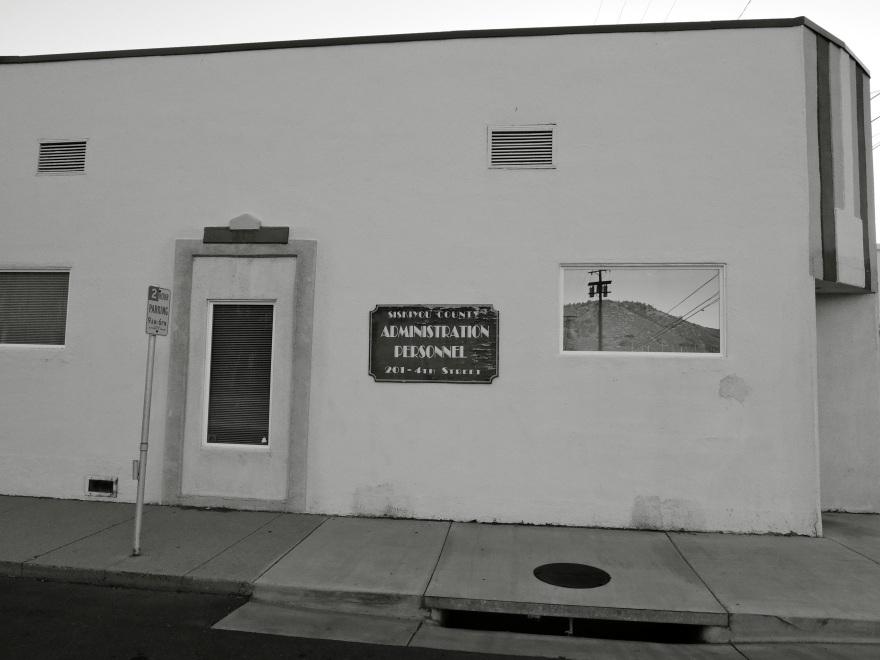 Administration (II), Yreka, CA, 2013