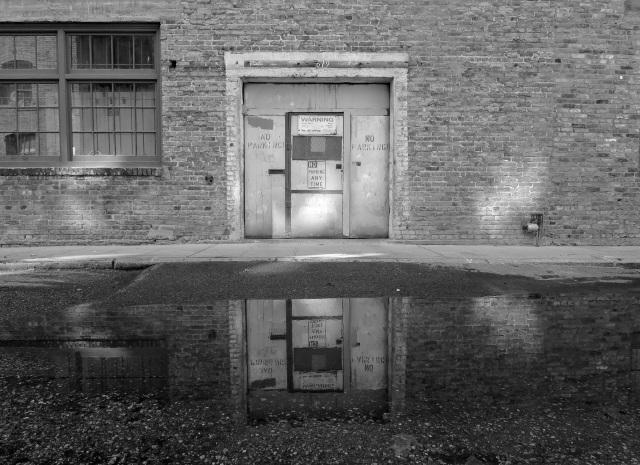 Cracks of a Gate. © 2013 Chris Bronsk.