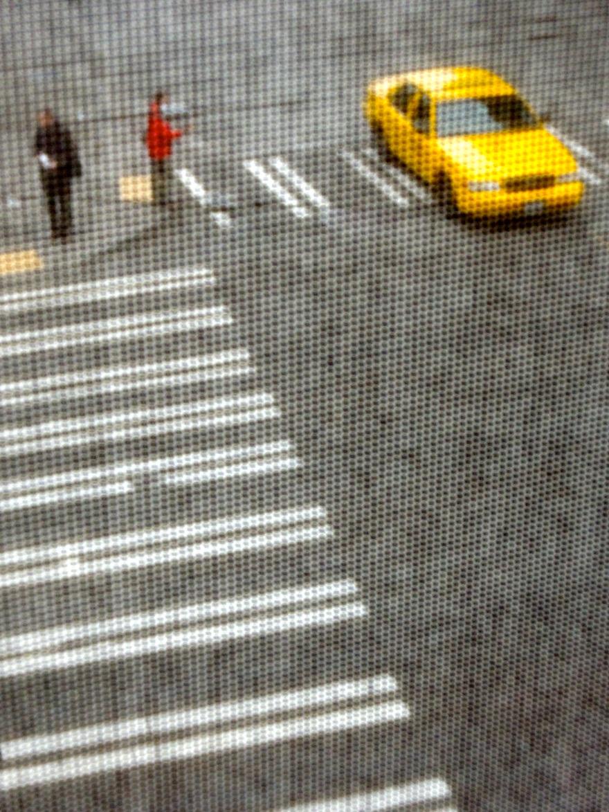 Taxi. © Chris Bronsk, 2014.