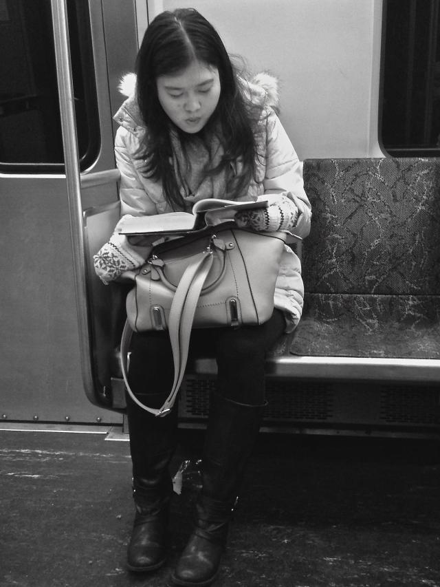 Red Line. © Chris Bronsk 2015.