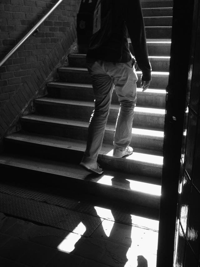 Stairwell.© Chris Bronsk 2015.